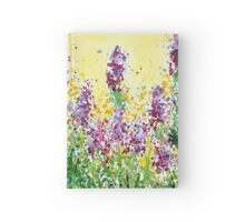 Lavender 2 Hardcover Journal