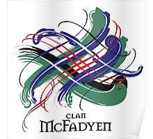 Clan McFadyen  Poster
