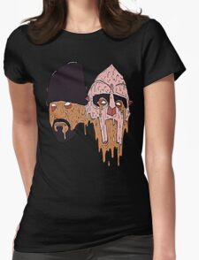 MF Doom & Ghostface Killah Womens Fitted T-Shirt