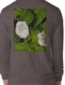 Sea Bindweed, Muckross Head, Donegal Long Sleeve T-Shirt