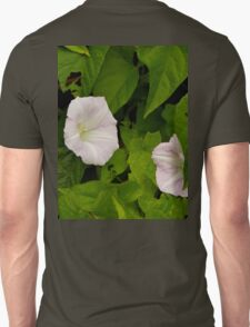 Sea Bindweed, Muckross Head, Donegal Unisex T-Shirt