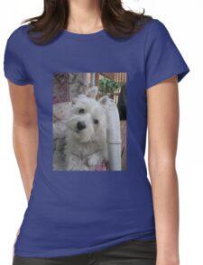 Summer Winnie Womens Fitted T-Shirt