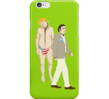 Here he comes to save the day. iPhone Case/Skin