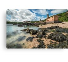 Porth Wen Brickworks Canvas Print