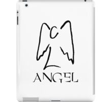 Angel Investigations iPad Case/Skin