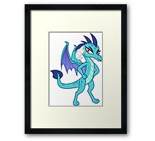 Princess Ember (My Little Pony) Framed Print
