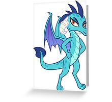Princess Ember (My Little Pony) Greeting Card
