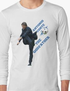 Antonio Conte - The Godfather Long Sleeve T-Shirt