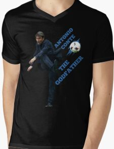 Antonio Conte - The Godfather Mens V-Neck T-Shirt