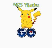 025 Pikachu GO! Unisex T-Shirt