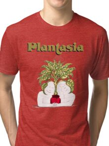 Mort Garson - Plantasia Tri-blend T-Shirt
