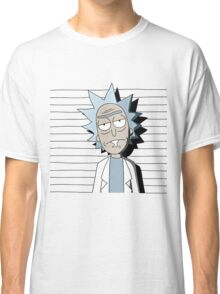 Rick and Morty T-shirt - funny shirt  Classic T-Shirt