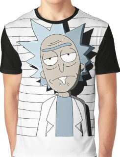 Rick and Morty T-shirt - funny shirt  Graphic T-Shirt