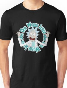 Rick and Morty T-shirt - Funny Wuaba shirt  Unisex T-Shirt