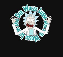 Rick and Morty T-shirt - Funny Wuaba shirt  Unisex T-Shirt