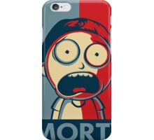Rick and Morty T-shirt - funny shirt  iPhone Case/Skin
