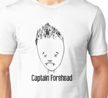 Captain Forehead Unisex T-Shirt