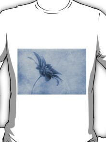 Faded beauty cyanotype T-Shirt