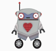 Robot Monster by alphabetty