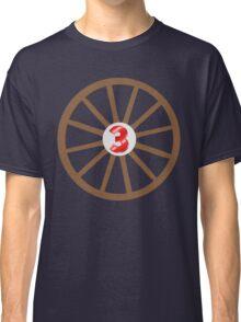 #3 Wheel Classic T-Shirt