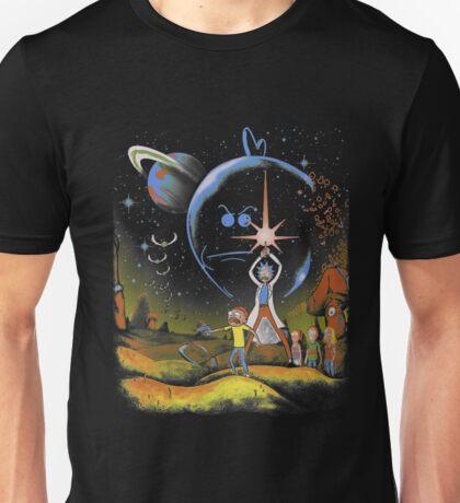 Rick and Morty T-shirt - funny shirt 2  Unisex T-Shirt