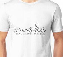 Stay Woke Black Lives Matter Unisex T-Shirt