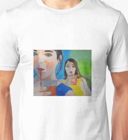 """""""Double Trouble"""" Unisex T-Shirt"""