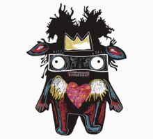Basquiat Monster Kids Clothes