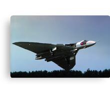 Handley Page Victor on final Canvas Print