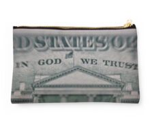 In God We Trust Studio Pouch