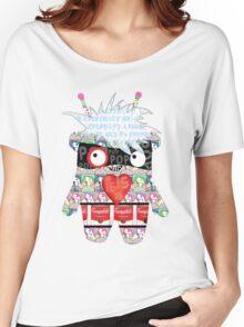 Warhol Monster Women's Relaxed Fit T-Shirt