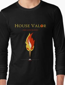 House Valor Long Sleeve T-Shirt