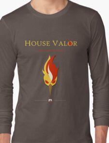 House Valor Long Sleeve T-Shirt