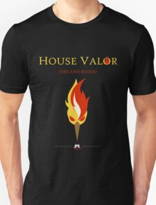 House Valor Unisex T-Shirt