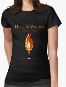House Valor Womens Fitted T-Shirt