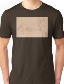 DOXIES: Bad To The Bone Unisex T-Shirt