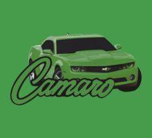 Camaro by Thomas Barker-Detwiler