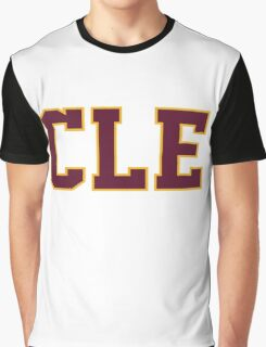 CLE cleveland basketball champion 2016 Game 6 Finals Graphic T-Shirt