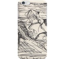 SPY GAME(STUDY)(INK PEN)(2) (C2013) iPhone Case/Skin