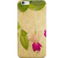 Fuchsia 2 iPhone Case/Skin