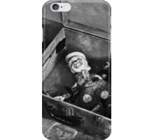 Clown Marionette iPhone Case/Skin