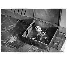 Clown Marionette Poster
