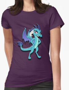 Princess Ember (My Little Pony) (W/V) Womens Fitted T-Shirt