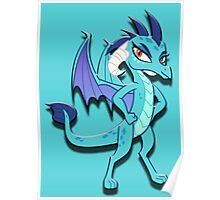 Princess Ember (My Little Pony) Poster