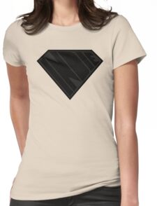 Indie Power (Black on Black Edition) Womens Fitted T-Shirt