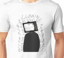 Tiny Glowing Screens Unisex T-Shirt