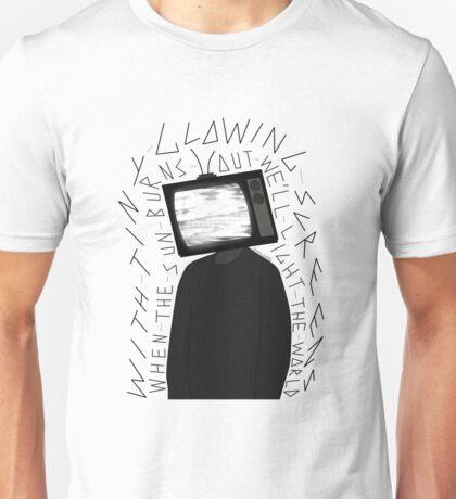 Tiny Glowing Screens Unisex T-Shirt
