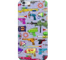 Vintage Toy Guns iPhone Case/Skin