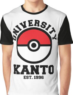 Poke University Graphic T-Shirt
