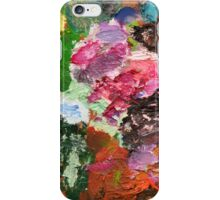 Oil paint iPhone Case/Skin